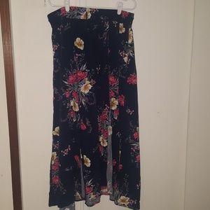 Torrid maxi skirt, women's size 18/20